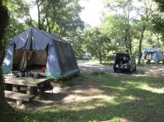 キャンプ、楽しかったです